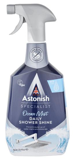 Astonish dnevno čistilo za tuš kabine, 750 ml