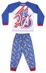 Disney Fiú pizsama Avengers 2200007675, 98, kék