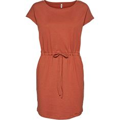 ONLY Ženska obleka ONLMAY LIFE 15153021 Arabian Spice (Velikost XS)