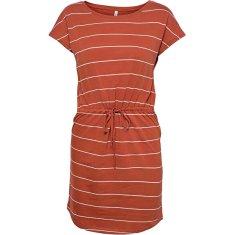 ONLY Ženska obleka ONLMAY LIFE 15153021 Arabian Spice OBLAČNI DANCE R (Velikost XS)