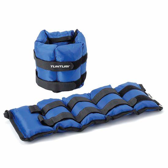 Tunturi nastavljive uteži za zapestja in gležnje, 2x 2,25 kg