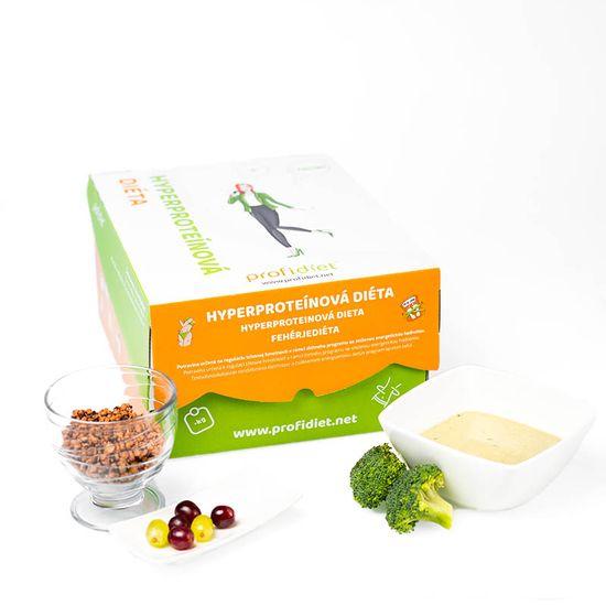 PROFIDIET Proteínová diéta Profidiet 15-dňový INTENZÍV program
