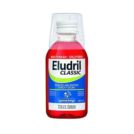 ELGYDIUM Ústní voda Eludrill Care
