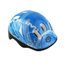 Master Cyklo přilba Flip - M - modrá