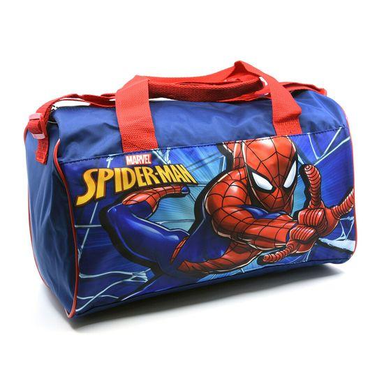 """SETINO Fantovski potovalna in športna torba """"Spiderman"""" - modra"""