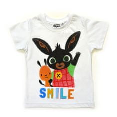 """SETINO Chlapecké tričko """"Bing"""" - bílá - 122 / 6–7 let"""