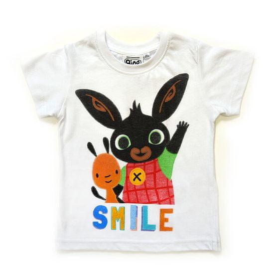 """SETINO Chlapecké tričko """"Bing"""" - bílá"""