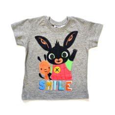 """SETINO Chlapecké tričko """"Bing"""" - šedá - 122 / 6–7 let"""