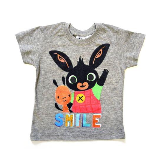 """SETINO Chlapecké tričko """"Bing"""" - šedá"""
