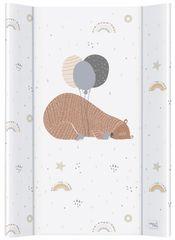 Ceba Baby Pelenkázó alátét, 2oldalú, puha, 50 x 70 cm, Big Bear