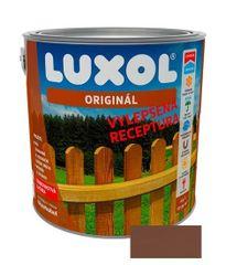 LUXOL  Originál orech 0021 4,5L - tenkovrstvá lazúra