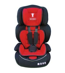 MAXMA Dětská autosedačka MONA9– 36 kg červená