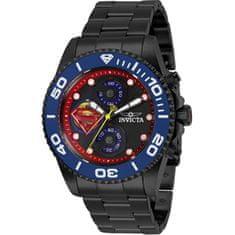 Invicta DC Comics Superman Quartz Chronograph Limited Edition 29065