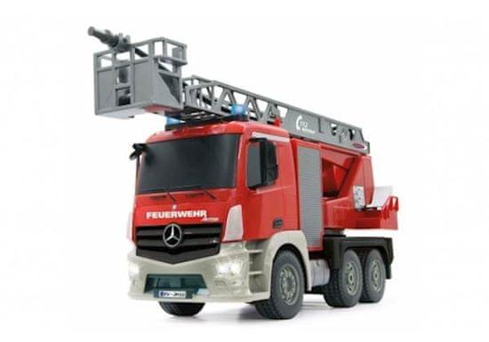 Jamara Fire Truck turnable Ladder Mercedes-Benz Antos, 1:20