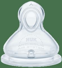 Nuk FC+ cumlík FLOW Control 6-18m. 2 ks