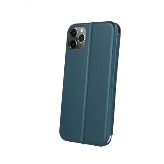 Havana Premium Soft maskica za Samsung Galaxy S21, preklopna, zelena
