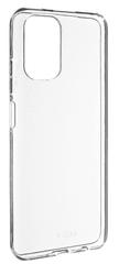 FIXED TPU gelové pouzdro pro Xiaomi Redmi Note 10/Note 10S FIXTCC-618, čiré
