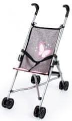 Bayer Design voziček za lutko Buggy, siv