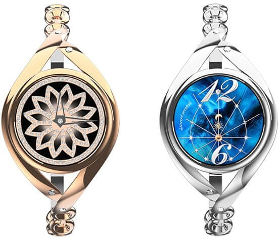 Wotchi Smartwatch LEM1995 - Gold