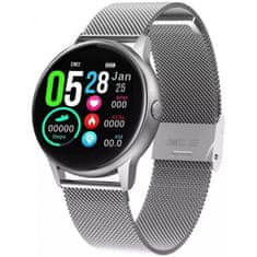Wotchi Smartwatch DT88 Pro - Silver Stainless