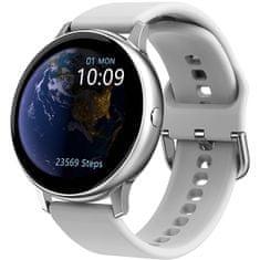 Wotchi Smartwatch DT88 Pro - White Silicon