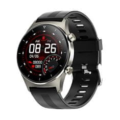 Wotchi Smartwatch E13 - Black Silicon
