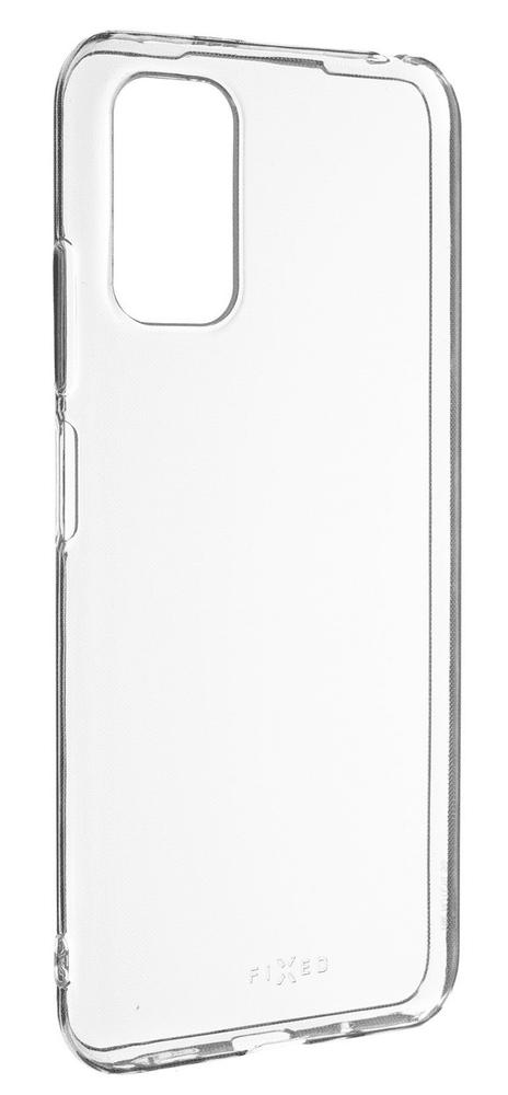 FIXED TPU gelové pouzdro pro Xiaomi Redmi Note 10 5G FIXTCC-707, čiré