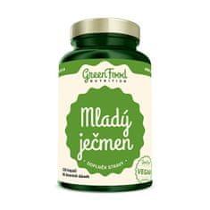 GreenFood Nutrition Mladý ječmen 120 kapslí