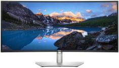 DELL U3421WE IPS UWQHD monitor, ukrivljen, USB-C, RJ45 (210-AXQL)
