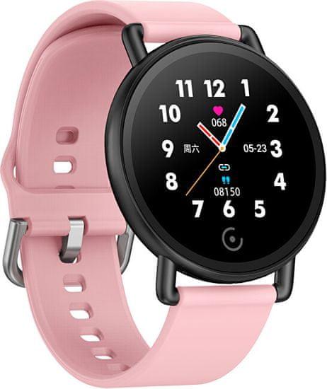 Wotchi W55P Smartwatch - Pink