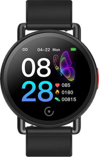 Wotchi W50B Smartwatch - Black