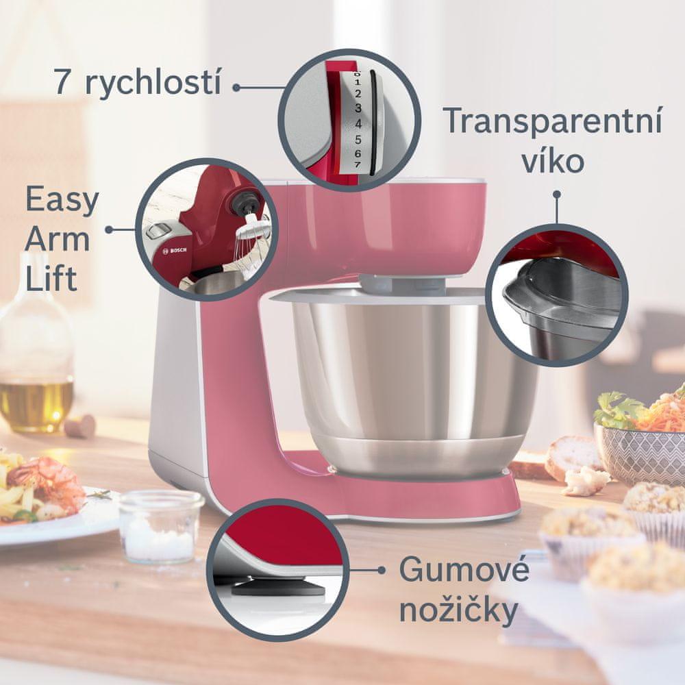 Bosch kuchyňský robot MUM 58720