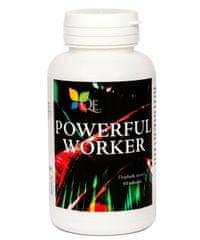 Queen Euniké POWERFUL WORKER - biologicky aktivní kolostrum, kyselina listová, B1, B2, B6 od českého výrobce s IGG 40