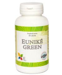 Queen Euniké EUNIKÉ GREEN - dezintegrovaná chlorella SP + betaglukany (hiratake a shitake) 60 tobolek