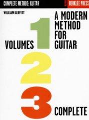 Modern Method for Guitar - Volumes 1, 2, 3 Comp.
