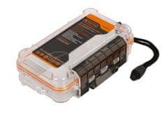 Tactix Vodotesné plastové puzdro 188 x 113 x 47 mm - TC320070
