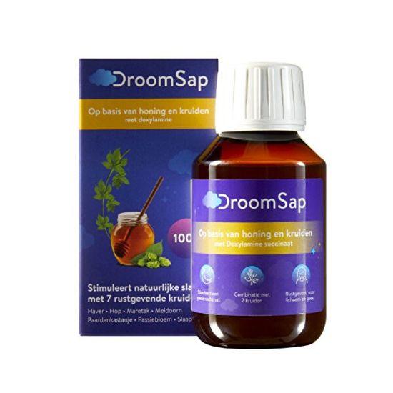 Sirup na spanie DroomSap 100 ml