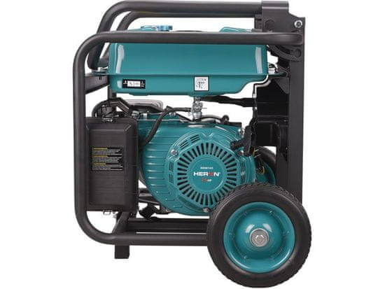 Heron 8896140 elektrocentrála benzínová 7,4HP/3,5kW
