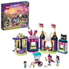 LEGO Friends 41687 Kúzelné jarmočné stánky