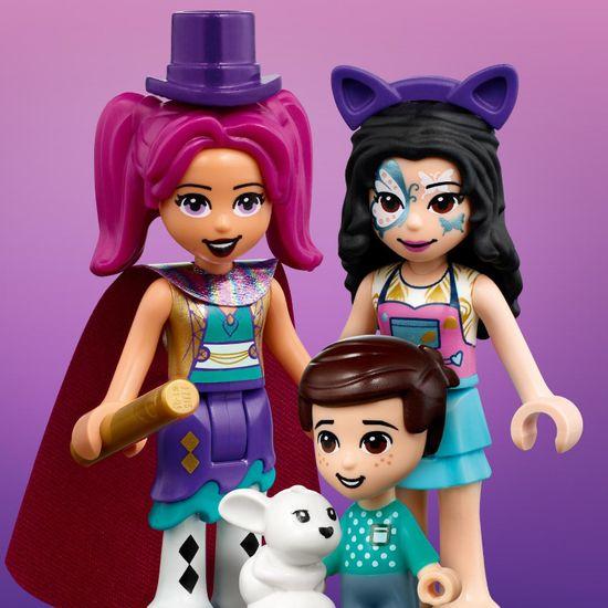 LEGO Friends 41687 Čarobne stojnice na sejmišču