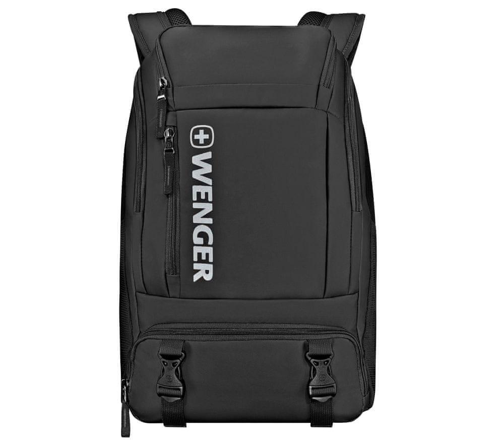 Wenger XC WYND 28L - 16″ cestovní batoh 610169, černá