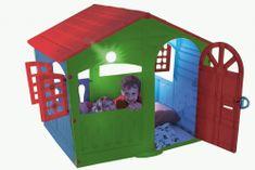 PalPlay Domeček s kytičkami Maayan se světlem a zvukem