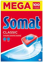 Somat Classic tabletki do zmywarki – 100 szt.