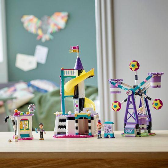 LEGO Friends 41689 Čarobne sejemske atrakcije