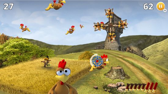 Mindscape Crazy Chicken: Shooter Bundle (Nintendo Switch)