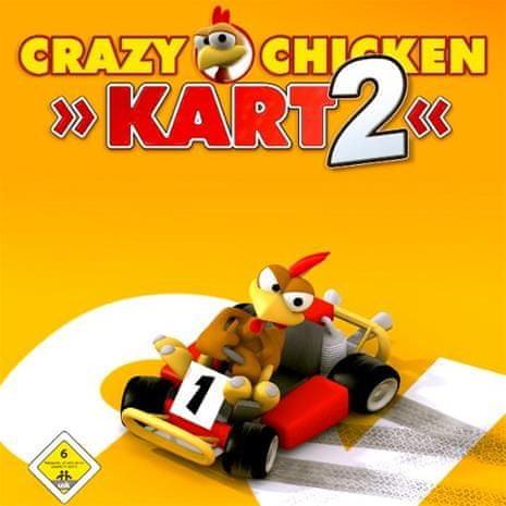 Mindscape Crazy Chicken Kart 2 (Nintendo Switch)