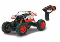 Jamara Hillriser Crawler 4WD avto na daljinsko vodenje, 1:18, 2,4GHz, oranžen