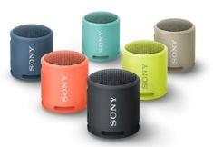 Sony SRS-XB13, model 2021, limetková