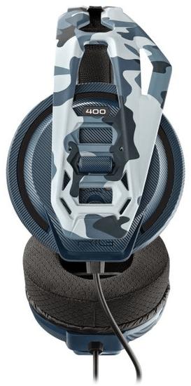 Nacon RIG 400HS, blue camo (RIG400HSCAMOBLUE)