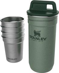 Stanley set kozarčkov za žganje, 4 kosi, zelen